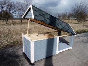 Подъемная крыша