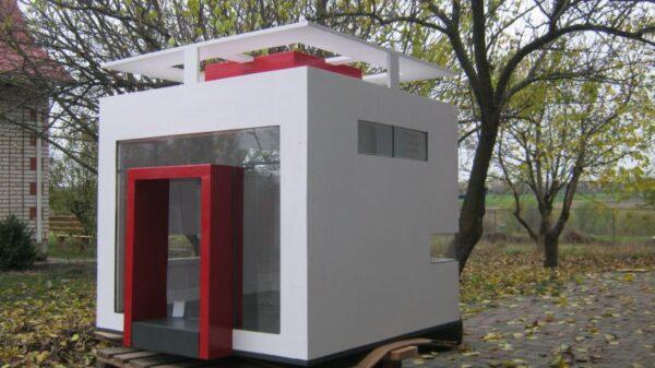 Эксклюзвная будка для собаки