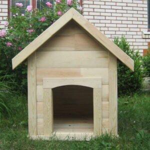 МУХТАР | M | Блокхауз 20мм | Будка для собаки Киев