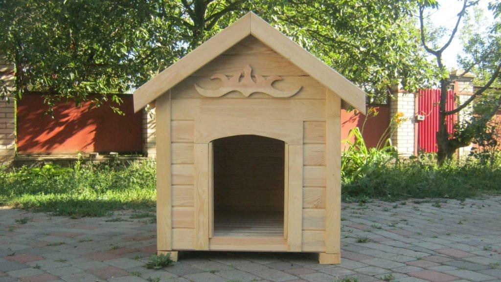 Арнамент. Украшение для собачьей будки