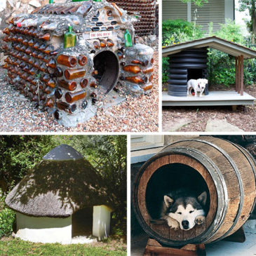 Материалы для собачьей будки