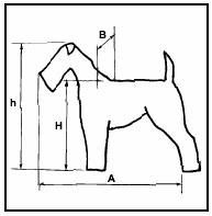 Размеры будки для собаки
