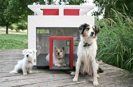 Креативные будки для собак от Best Friend's Home