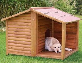 купить будку для собаки у профи
