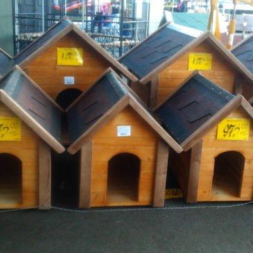 Где купить будку для собаки?
