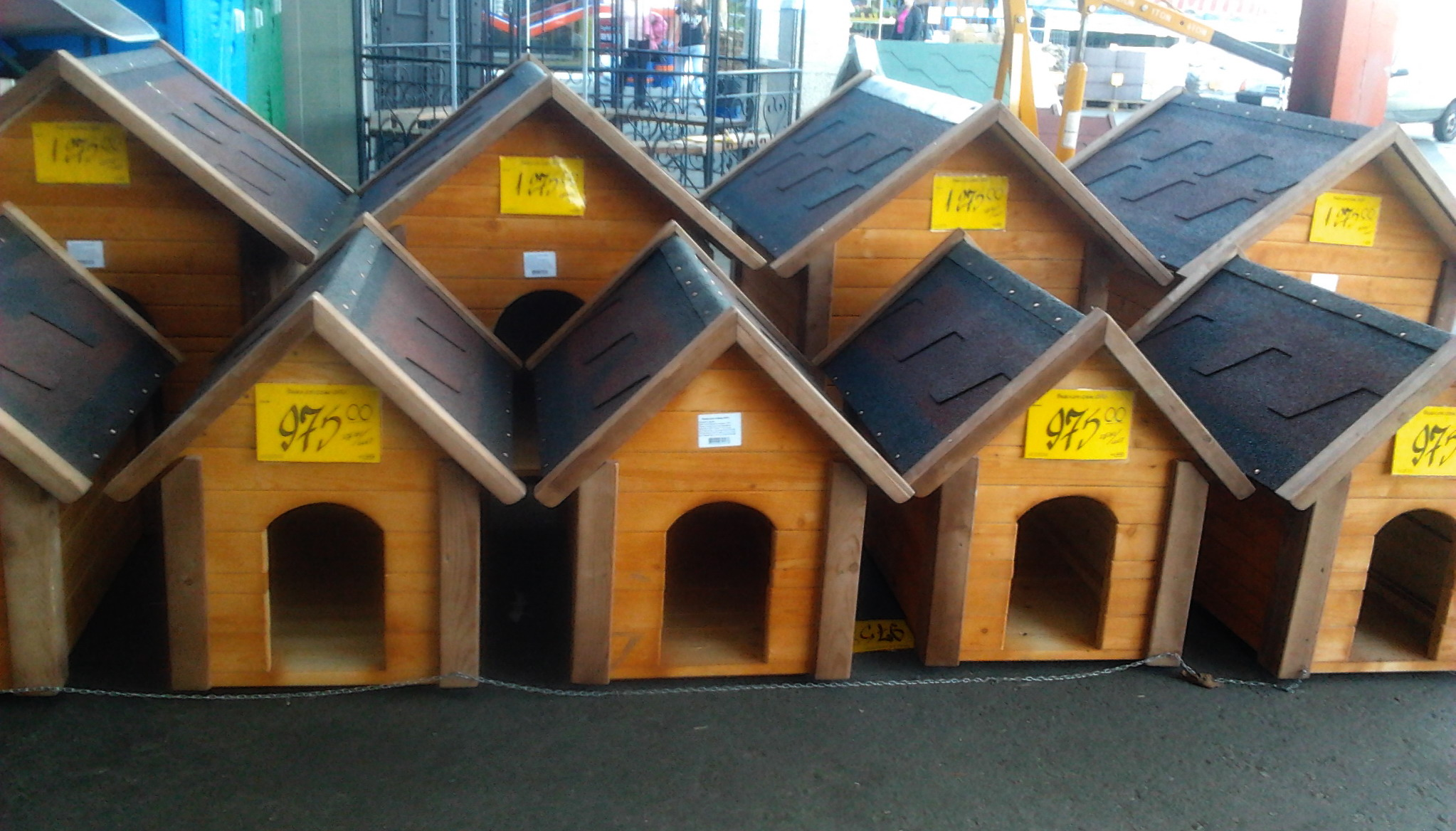 Де купити будку для собаки?