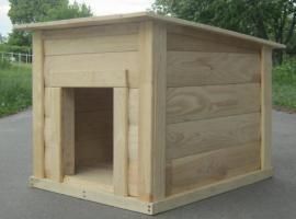 Средняя будка для собаки