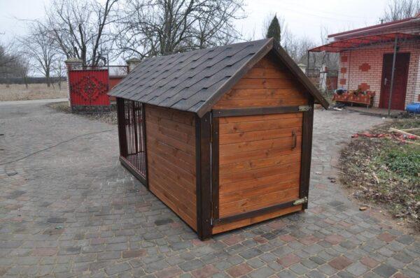 Деврь для обслуживания будка для собаки