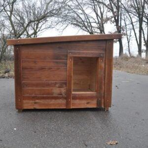 Эксклюзивная будка для двух собак | Два входа