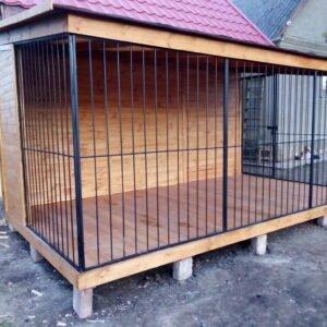 АЛАБАЙ. Вольер для собаки 2,5*4,5м