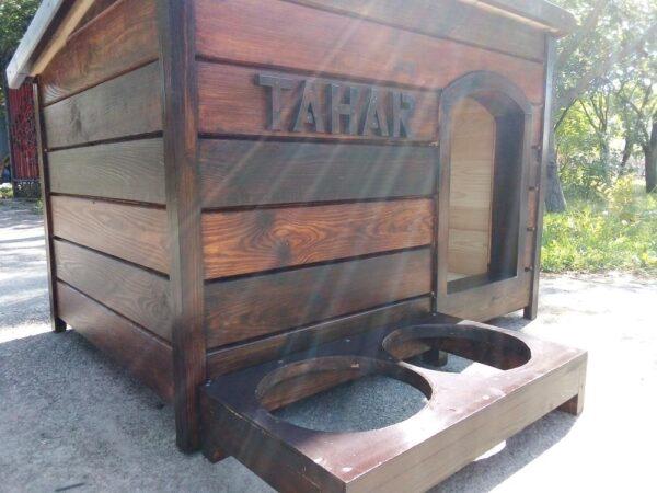 Эксклюзивная будка для овчарки