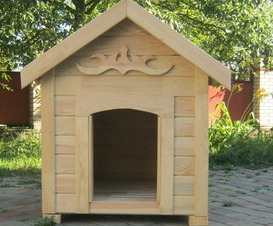 будка для собаки скидка
